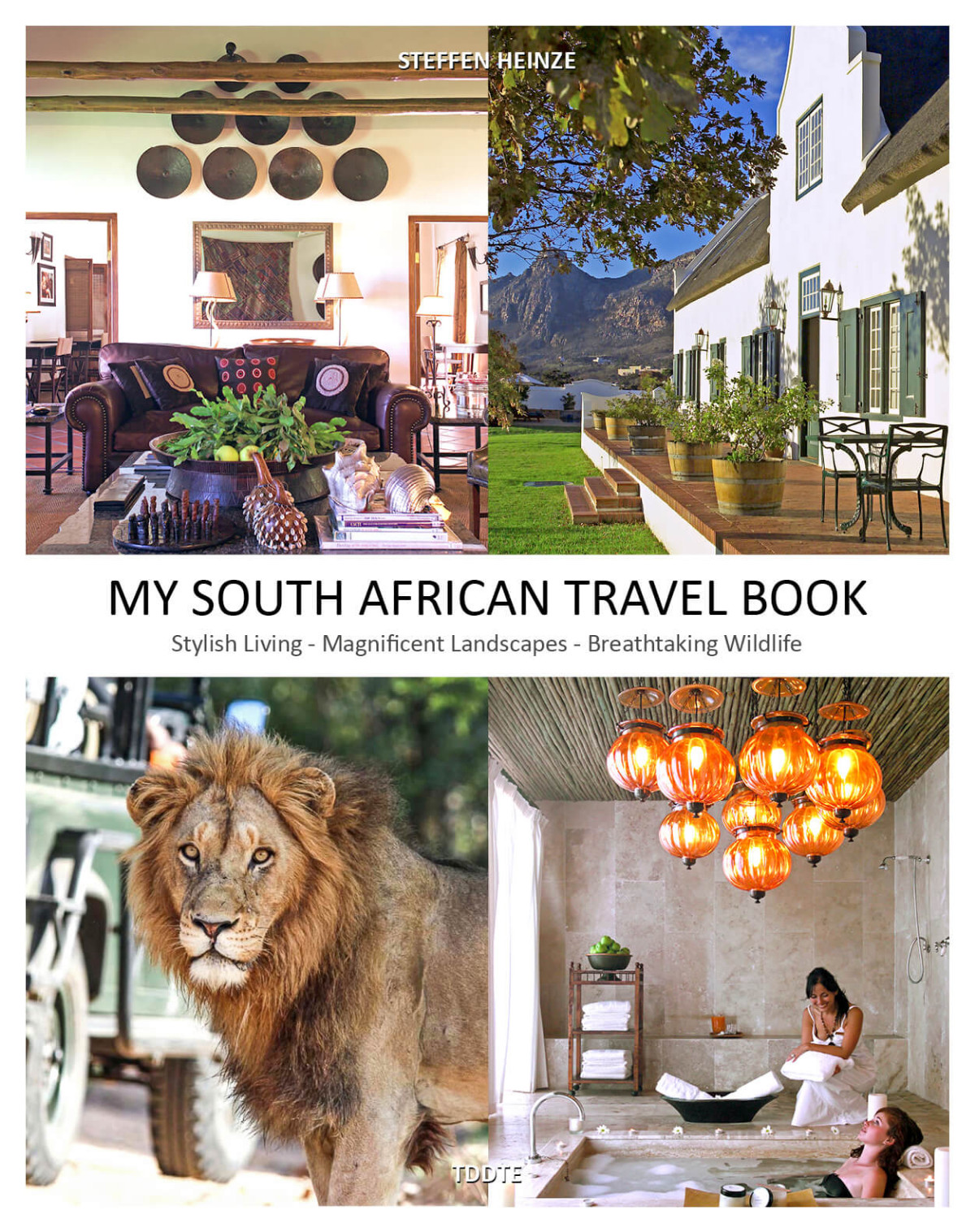 MY SOUTH AFRICAN TRAVEL BOOK